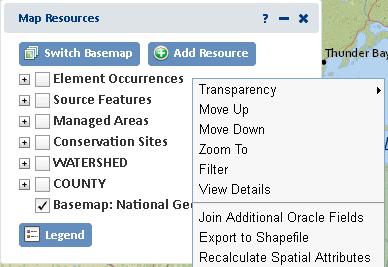 Join Additional Oracle Fields
